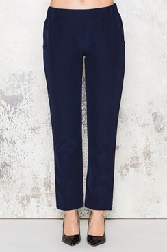 Stella Pants - Navy Blue